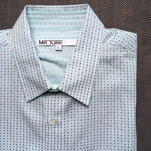 Mr. Turk Cotton Button Up Shirt